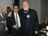 Dr. Shaf Keshavjee and Salah Bachir