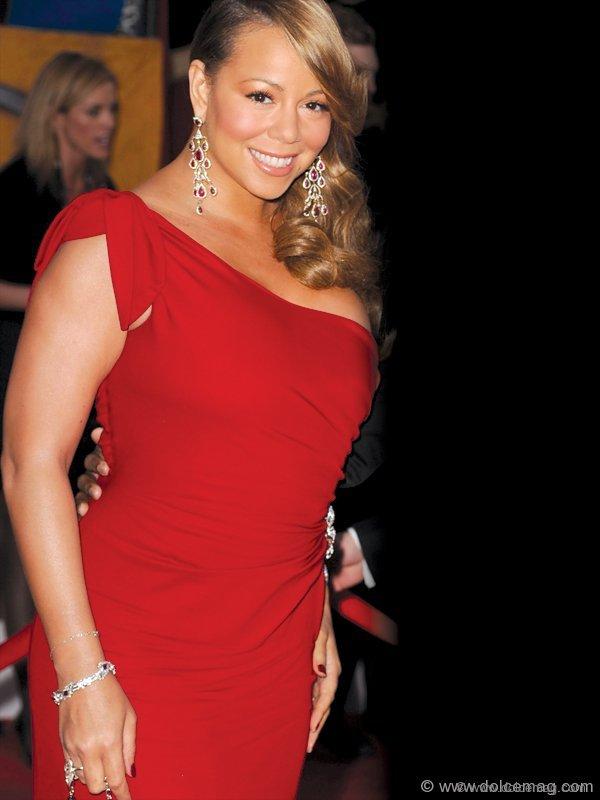 Mariah Carey wearing a vintage Le Vian 'Through the Centuries' bracelet