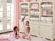 Madeline Storage Wall systems.