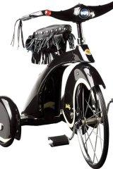 Black Tricycle.