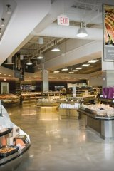 Inside mcewan, guests discover a world of the highest quality bakeries, butcher shops, fish markets and cafés, all under one roof.