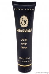 Combat dryness while restoring the youthfulness of your fingertips with Elizabeth Grant's Caviar Hand Cream.