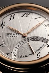 Hermès' advanced time-suspending technologies make this opulent watch  a smart and stylish staple.