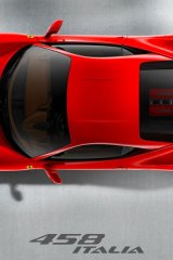 The mid-engine V8 Italia has been highly anticipated as the successor to the popular F430.