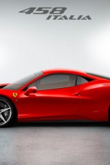 As part of the styling package, the Italia comes with twenty inch wheels mounted on super sticky summer high performance tires.
