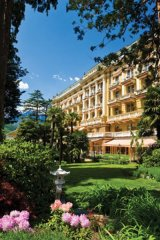 KING OF THE CASTLE With 100 years of supreme history, this five-star destination deserves to be strewn across the pages of a fairy tale. From the luscious botanical park to the internationally renowned Espace Henri Chenot Centre de Biontologie, Palace Merano is designed to satisfy royalty.