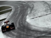 German racer, Sebastian Vettel can be seen flying up to 360km/h when competing.