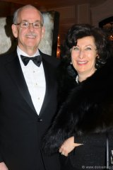 Jeffery Barnes (partner, Borden Ladner Gervais) and Marcia Zuker