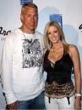 Mike Vanderjagt (NFL football) and his wife Janalyn