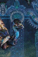Christie Lau, artist - Belgian Emu