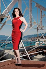 Emily Hampshire, Actress, Cosmopolis and My Awkward Sexual Adventure