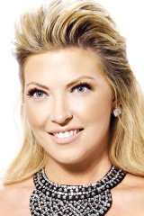 Cheryl Hickey, Host of Global's ET Canada