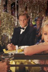 Get carried away with the glitz and glam of The Great Gatsby