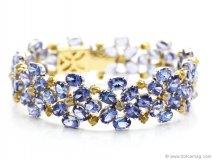 Tresor's gem bracelet