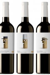 dieline packaging vernia and cienfuegos delhaize wine 365