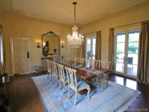 luxury home sotheby los angeles dining room