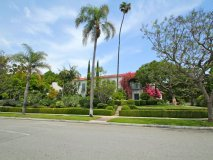 luxury home sotheby los angeles landscape
