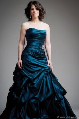 allyson mchardy Mezzo-soprano and star of the Canadian Opera Company's upcoming production of Donizetti's Roberto Devereux