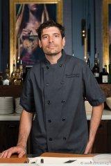 stuart cameron Executive chef, Byblos Restauran