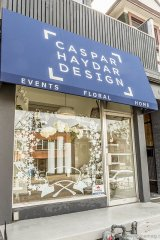 opening up shop in 2013 Caspar Haydar design has created events for some of the hottest names in town