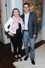 michelle zerillo-sosa co-founder of dolce media group and husband sergio sosa