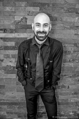 Master barber Peter Tertaskian of John Allan's Toronto