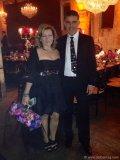 Michelle Zerillo-Sosa, co-founder of Dolce Media Group, and husband Sergio Sosa