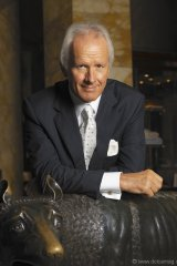 Robert E. Wirth is the president and managing director of the five-star Hotel Hassler Roma in Italy's capital. The five-star establishment houses Michelin starred restaurant Imàgo