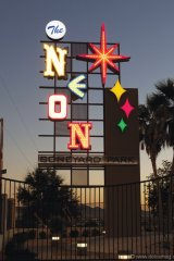The Neon Museum opened in 2012, but it has already become a staple destination for tourists and locals alike