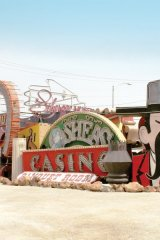 The Neon Museum is the final resting place of some of Las Vegas's most iconic light-up signs