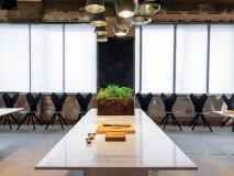 The exciting collaboration between Caesarstone and Tom Dixon was announced at a press breakfast in October