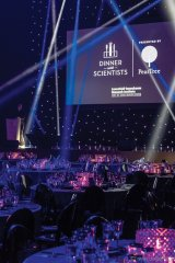 The annual Dinner with Scientists event provides an opportunity to learn about recent advances in medical research from worldwide scientists