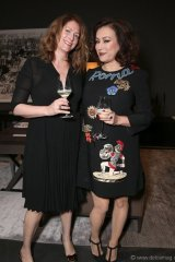 Ann Marie Stanton and Jennifer Tilly