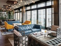 Gansevoort Park Avenue is Joel Freyberg's second venture in NYC after opening the flagship in the Meatpacking District