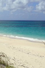 Eleuthera, Bahamas: Facing east to the Atlantic Ocean, Unicorn Cay is the ideal location to start building your own paradise upon open-zoned lands. With a beautiful barrier reef and up to 4.5 acres of private beachfront, central Eleuthera (near Governor's Harbour Airport) is the most exclusive part of the Bahamian islands. Asking $500,000 per 100 ft. of waterfront (400 ft. total.)