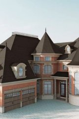 Vaughan, Canada: Following fine country heritage architecture, this 5,661 sq. ft. home is perfectly crafted for family living. Priced from $1.5 million.