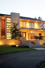 Thornhill, Canada: Modern architecture meets the warmth of traditional design in this 8,016 sq. ft. home. Price Upon Request.