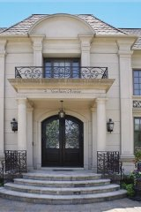 Toronto, Canada: The grand entrance of this 8,000 sq. ft. home sets the stage for all that it encompasses.  Priced from $5 million.
