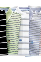 Brooks Brothers' Golden Fleece polos help create a classic summer look that lasts.