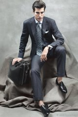 This is a suit that will keep on working while you take a well-deserved break.