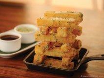 STK House fries