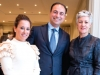 Micki and Sam Mizrahi with Jayne Watson; CEO, National Arts Centre Foundation
