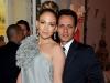 Jennifer Lopez and husband Mark Anthony