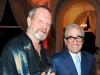 Director Terry Gilliam and honouree Martin Scorsese