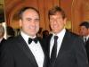 Gala co-chairs John Ruffolo (Deloitte) and Stephen Bronfman (Claridge)