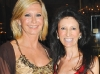 legendary singer and actress Olivia Newton-John and Michelle Levy