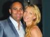 Comedian Russell Peters and actress Deborah Kara Unger