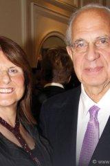 Anita Goodman and Ned Goodman