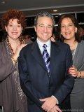 Ellen Cole, Lawrence Wilder (president, MNjcc) and Michaele-Sue Goldblatt