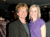 Actor/director Ted Dykstra and singer-songwriter Melanie Doane
